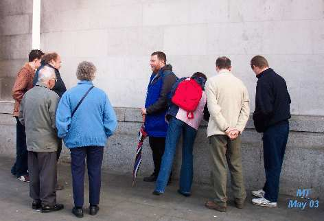 urban geology walk